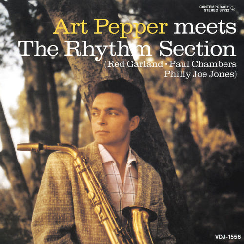 Art Pepper Meets The Rhythm Section [Import, from US]      - アート・ペッパー