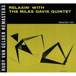 Relaxin With the Miles Davis Quintet     - マイルス・デイビス
