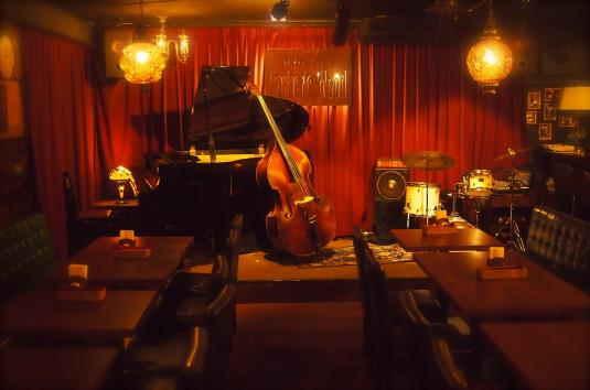 Parker's Mood jazz club